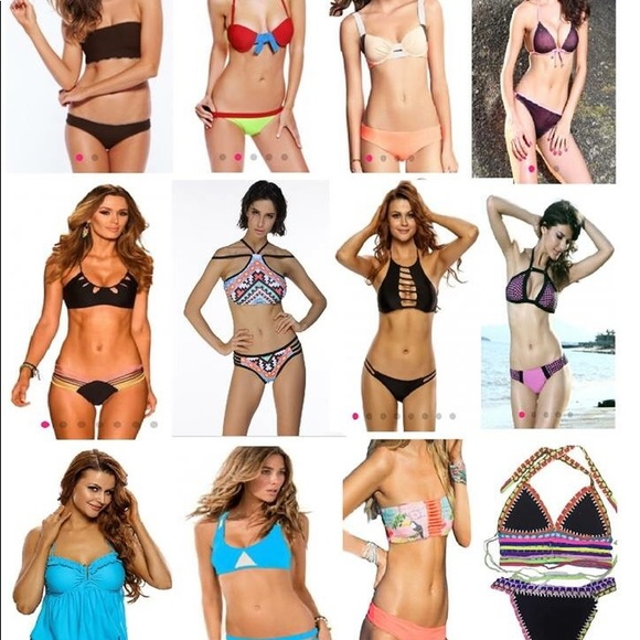 66dd98b99713e Swim | New12 Large Suit Wear Sex Bikini Huge Lot | Poshmark